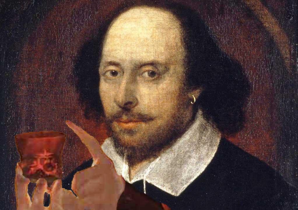 Shakespeare & Wine?
